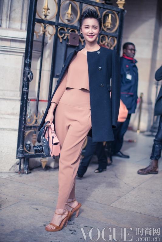 巴黎时装周街拍日记Day 7