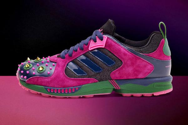 Adidas x Mary Katrantzou系列抢先看
