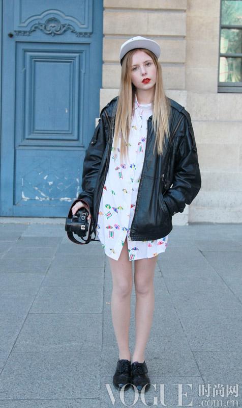 巴黎时装周街拍日记Day6