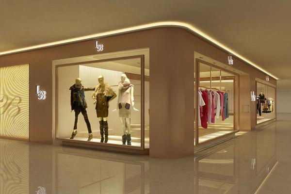 Lauren Bright意琪英豪高级时装概念店仁和春天百货华丽登场