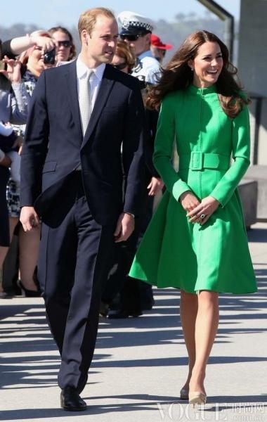 凯特王妃的澳大利亚时装周