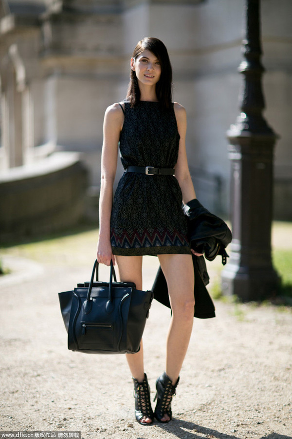 Céline Luggage 手袋