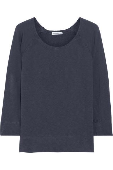 Vintage 纯棉毛巾布运动衫