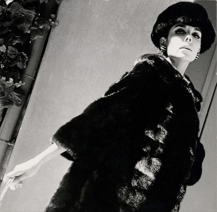 COLOR PEQUIN皮草系列 当时下流行巧遇优雅永恒