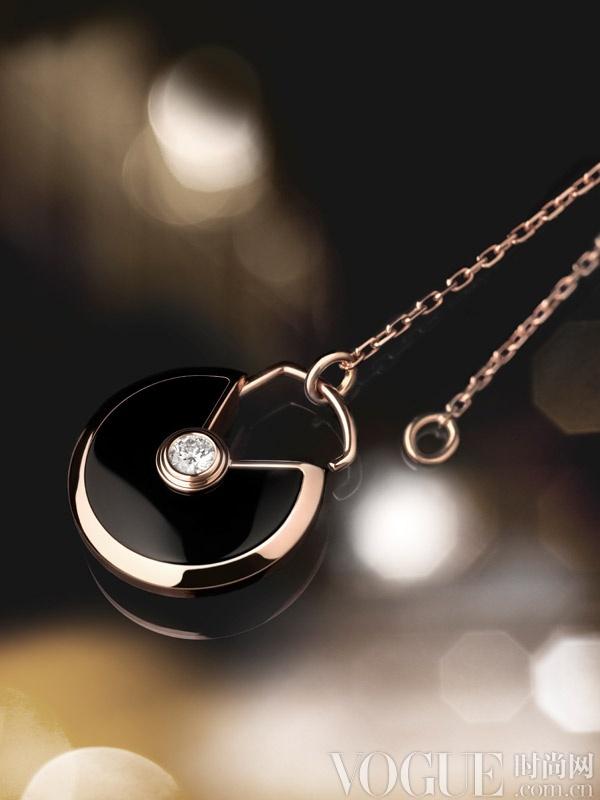 Unlock your wish 卡地亚全新珠宝Amulette de Cartier系列