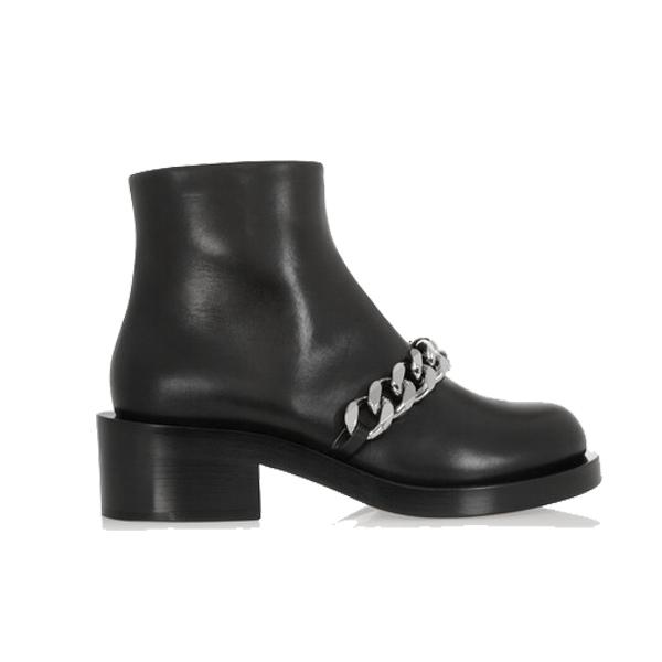 机车靴新品推荐:Givenchy