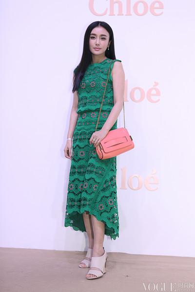 Chloé 2015春夏系列北京首秀