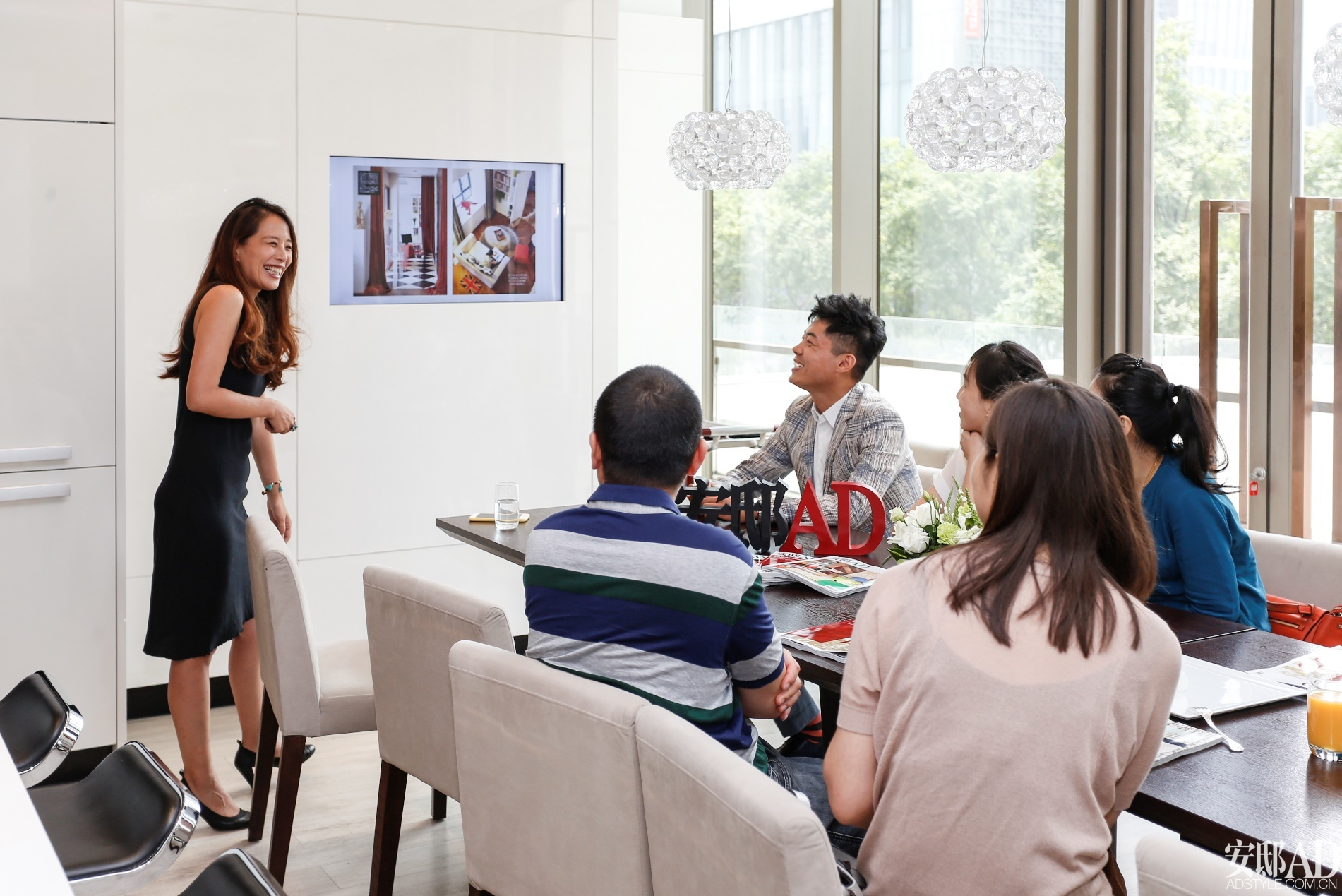 著名设计师陈暄的生动演讲,使整个活动氛围轻松愉悦,让大家对厨房的