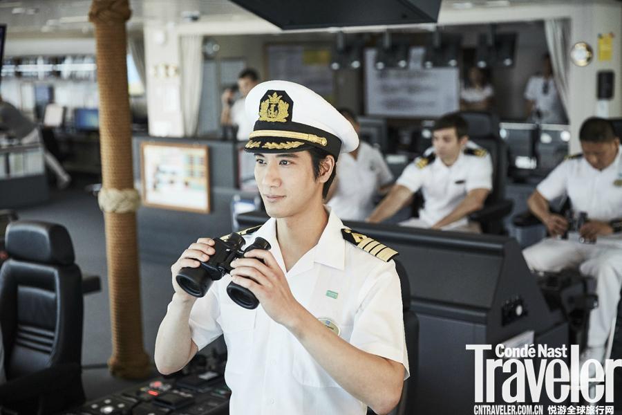"""王力宏担任教父,""""中国风""""诺唯真喜悦号的海上初体验"""
