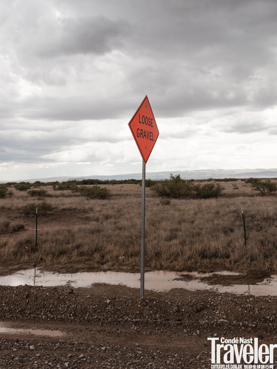驰骋德州荒野 纵情北纬30°