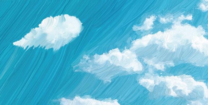 在天空里与云朵嬉戏,你也有过这样的幻想么?