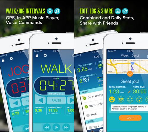 一口气跑五公里 5款最佳跑步应用推荐_数码_手机版GQ男士网