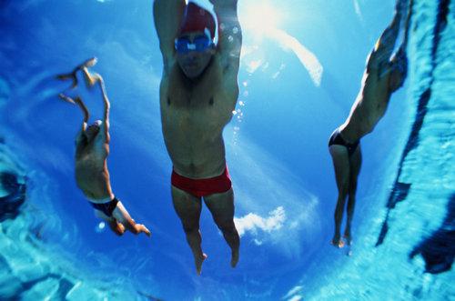 游泳的步骤图片大全