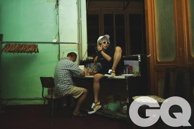 GQ报道 | GAI:嘻哈匪徒