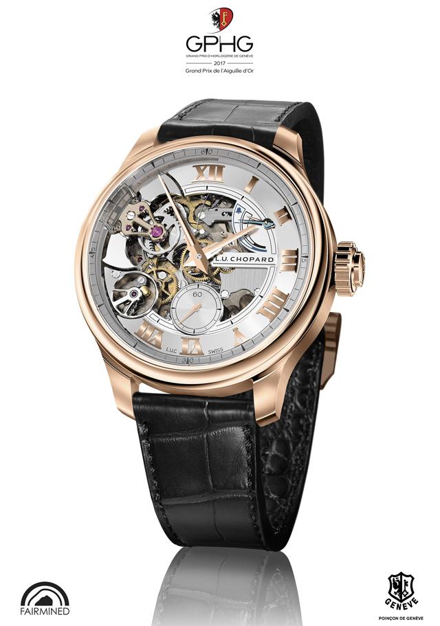 在遍地金黄的初冬,我们为你推荐几款金色腕表