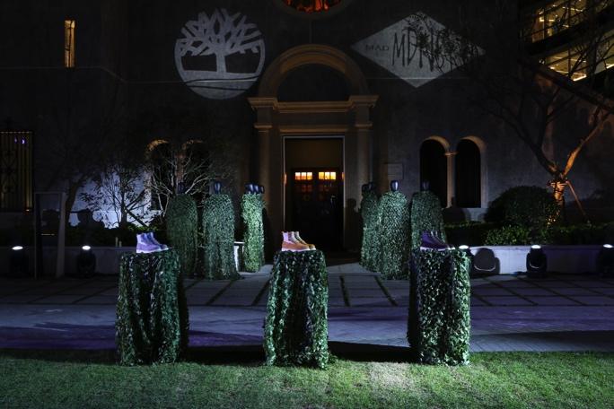 余文乐出席TimberlandXMadness联名系列上市派对