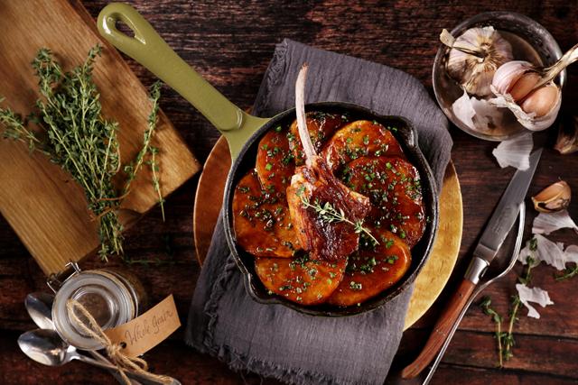 凝汇创意美味与传统经典