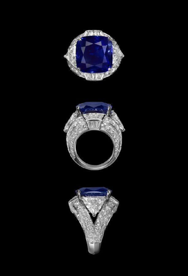 你知道蓝宝石都有哪些颜色吗?