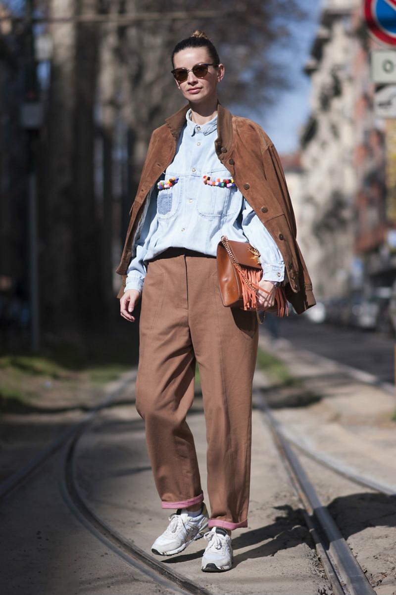 升级春季衣橱,离不开一件百搭又时髦的衬衫
