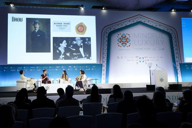 康泰纳仕国际奢侈品会议:新一代珠宝