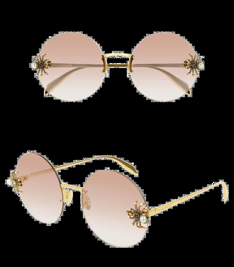 亚历山大・麦昆(Alexander McQueen)2019 春夏眼镜系列