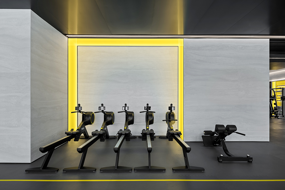 造价4000万,他们打造了全深圳最奢华的健身空间
