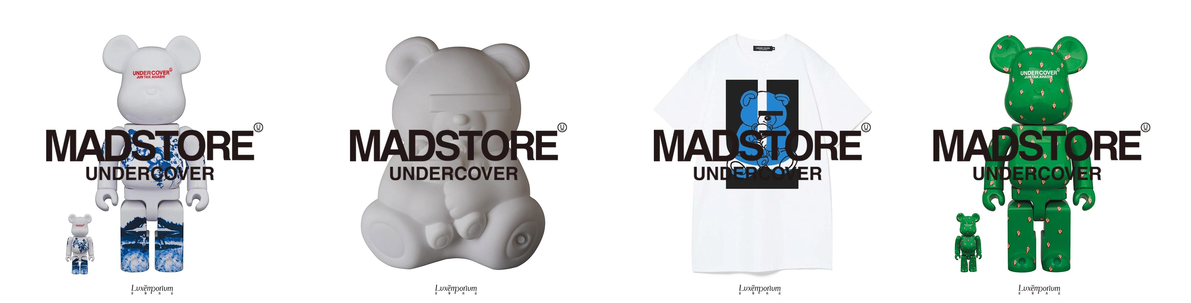 MADSTORE UNDERCOVER 登陆成都
