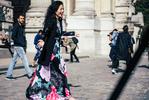 2017春夏巴黎时装周街拍 Day7