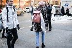2017秋冬纽约时装周街拍 DAY2