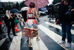 2017秋冬巴黎时装周街拍 Day6