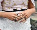 叠穿风盛行 戒指也一定要成堆戴