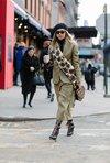 2017秋冬纽约时装周街拍 DAY6