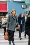 2017秋冬纽约时装周街拍 DAY7