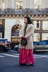 2018秋冬巴黎时装周街拍 Day7