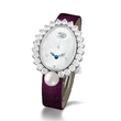 精湛工艺 表展上的珠宝腕表