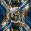 时光之轮 雅典表《经理人自由之轮陀飞轮腕表》