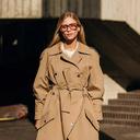 女人衣柜里永遠缺一件駝色大衣