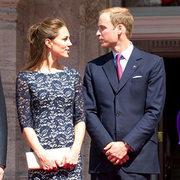 剑桥公爵夫妇即将访美