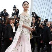 范冰冰Angelababy领衔,第68届戛纳电影节开幕红毯华服秀