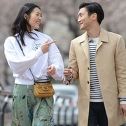 《我们相爱吧》刘雯崔始源衣品PK