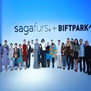 Saga Furs+ BIFTPARK 2016国际皮草流行趋势发布会