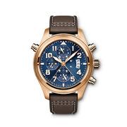 万国表拍卖独一无二飞行员腕表,筹资助力安东尼・圣艾修佰里青少年基金会