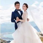 刘诗诗与吴奇隆佩戴戴比尔斯钻石珠宝 完美诠释爱的纯粹