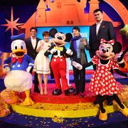 上海迪士尼公布荣誉大使:孙俪、郎朗、姚明携手启动盛大开幕80天倒计时