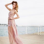 裙子就要穿这样的 有些颜色天生优雅