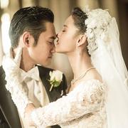 张歆艺、袁弘德国古堡大婚 BVLGARI宝格丽遇见爱