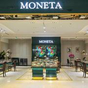 传世彩钻品牌MONETA北京燕莎友谊店盛大开幕