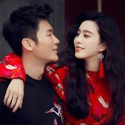 李晨范冰冰相恋520天 携手代言H&M2017年新春系列