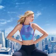 碧欧泉新任代言人维密超模艾尔莎•霍斯卡Elsa Hosk活力亮相2016维密巴黎大秀