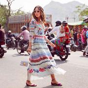 七位国际网络时尚先锋 与 JIMMY CHOO 畅游印度拉贾斯坦邦